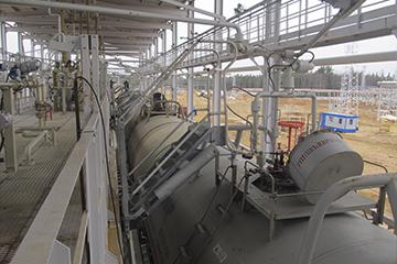 Сливо-наливное оборудование - для СУГ